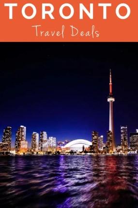 Toronto Travel Deals and Toronto Discounts