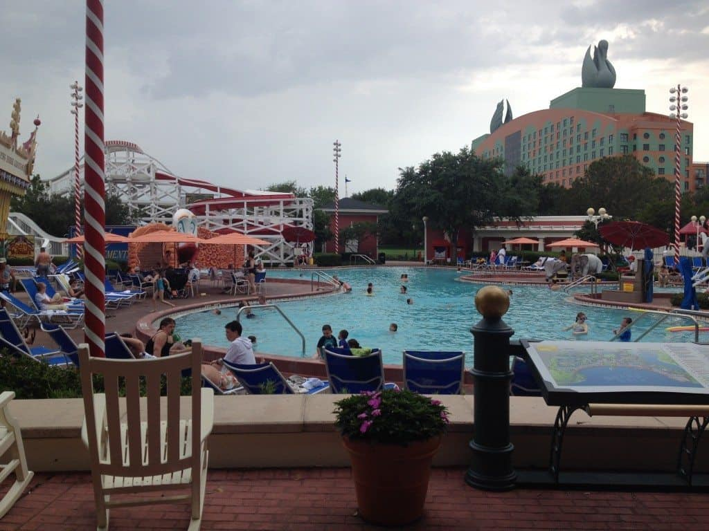 Boardwalk Resort Pool