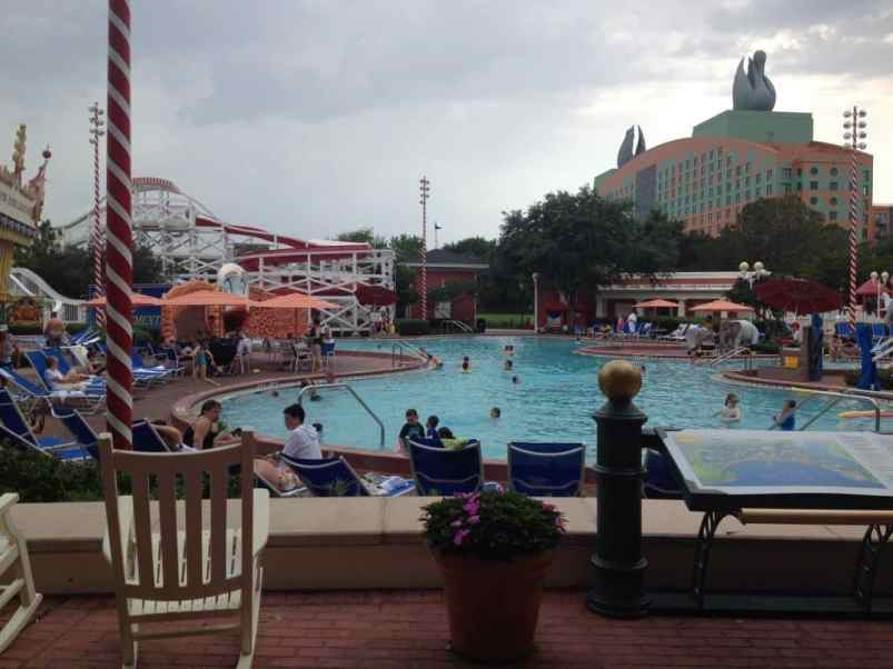 Boardwalk Resort Pool