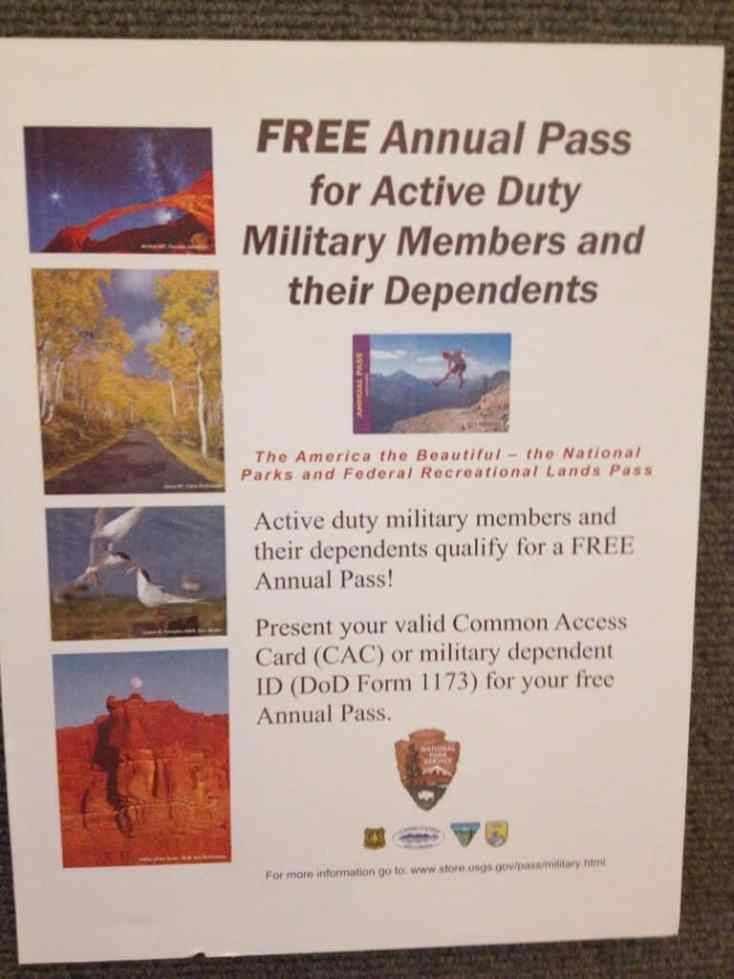 free annual pass