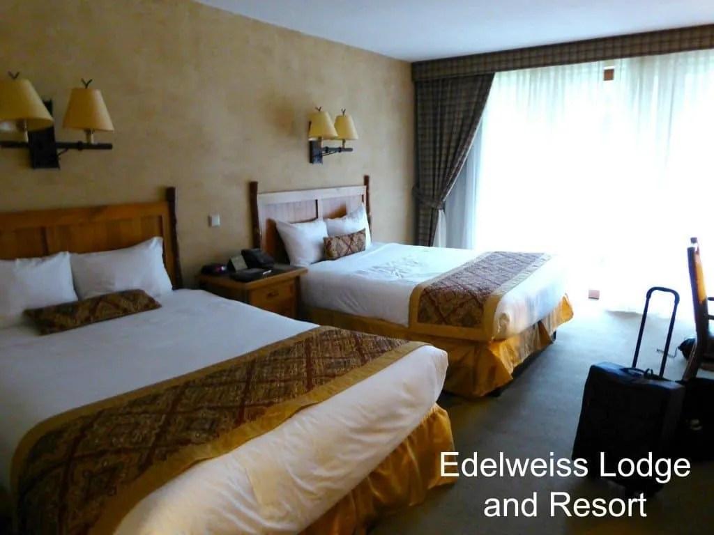 Edelweiss regular room