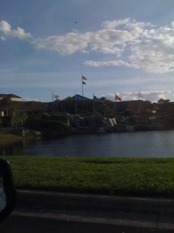Shades of Green Military Resort at Disney