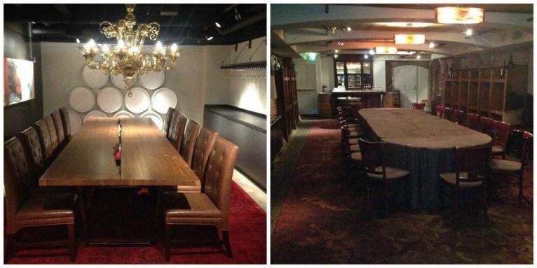 Hotel Vintage meeting spaces
