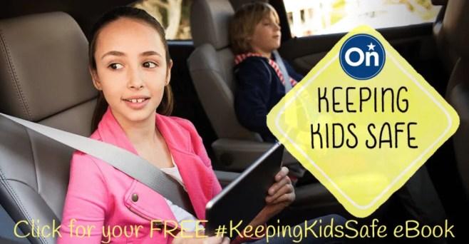 OnStar's Keeping Kids Safe eBook