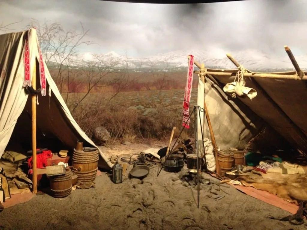 High desert museum in Bend, Oregon