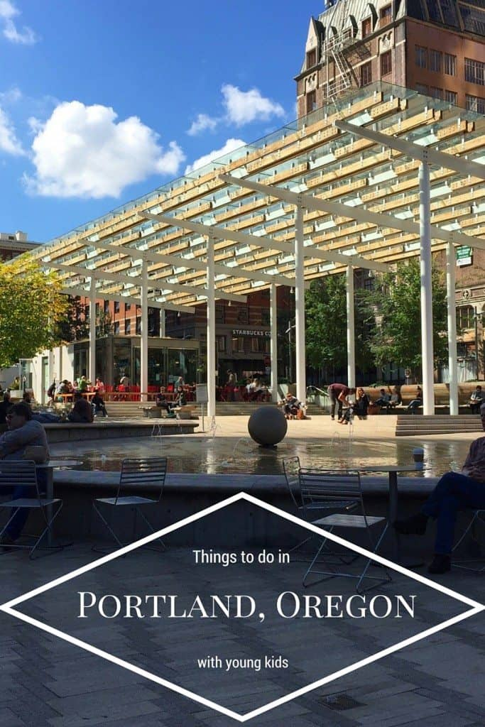 Things to do in Portland, Oregon with young children