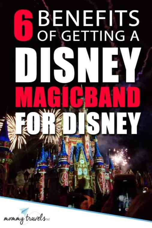 6 Benefits of Getting a Disney MagicBand