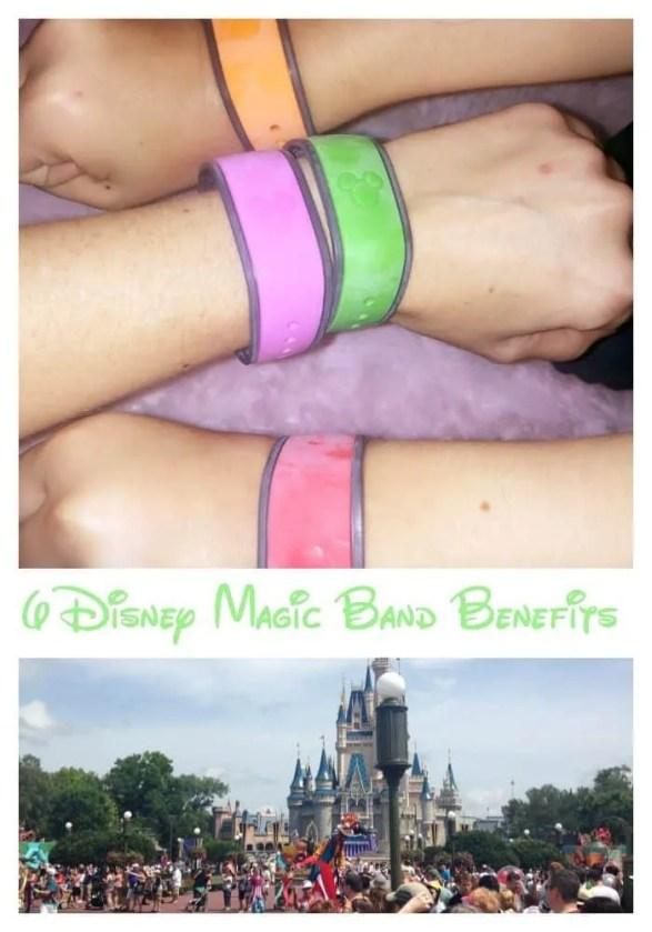 6 benefits of having a Disney Magic Band