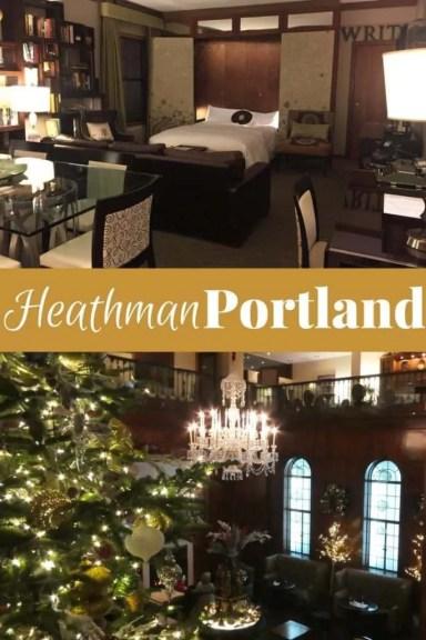 Heathman Portland Hotel