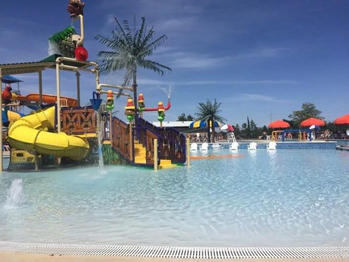 Midland community pool