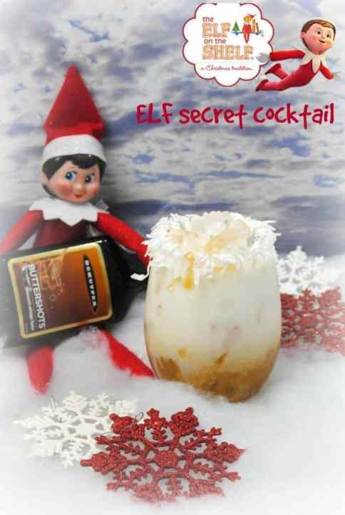 elf on the shelf cocktail