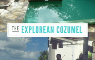 Explorean Cozumel an all inclusive resort