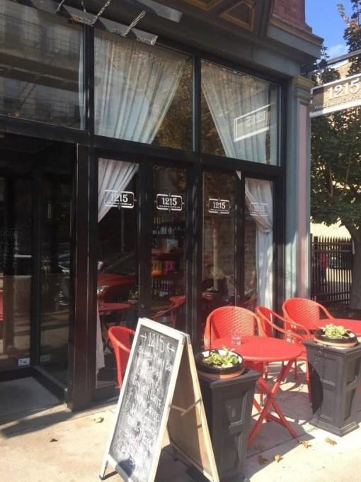 1215 Wine Bar and Coffee Lab in Cincinnati