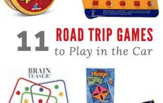 Road Trip Games to Play in the Car
