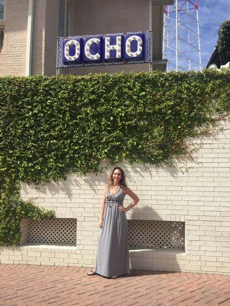 Ocho San Antonio