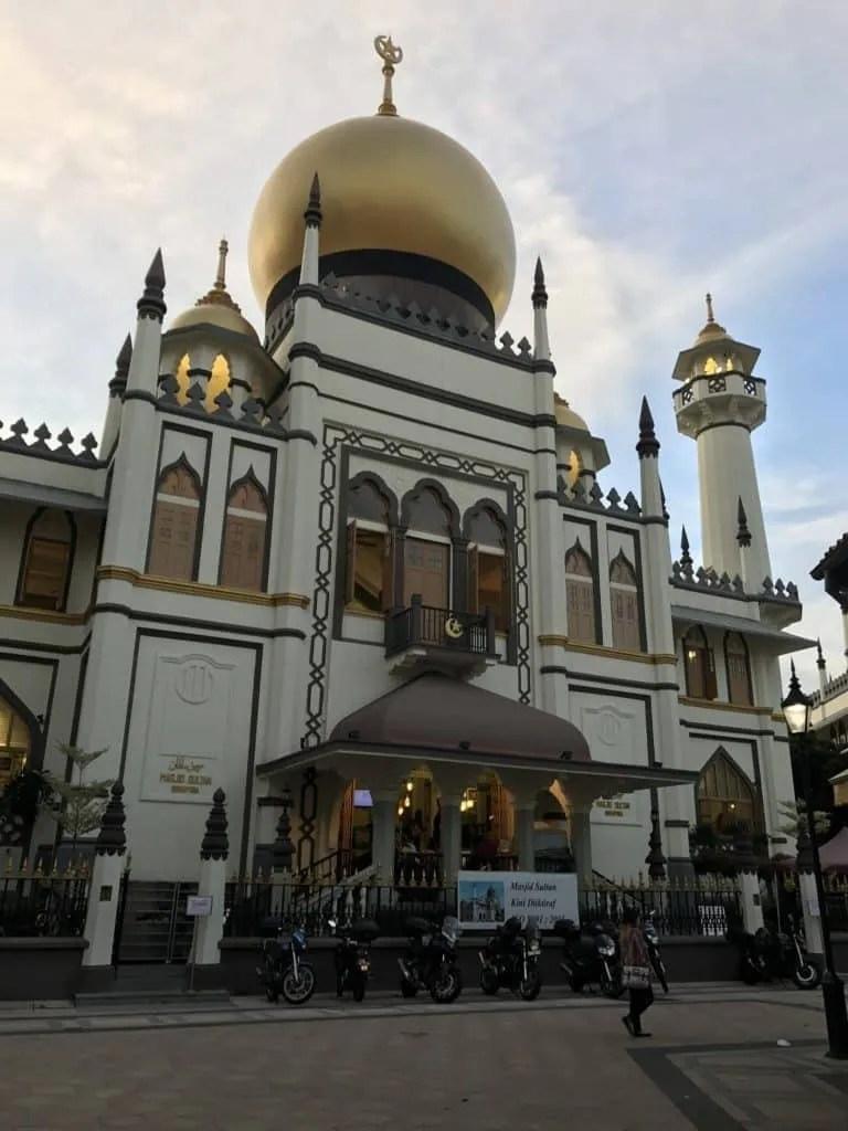 Singapore's Arab District