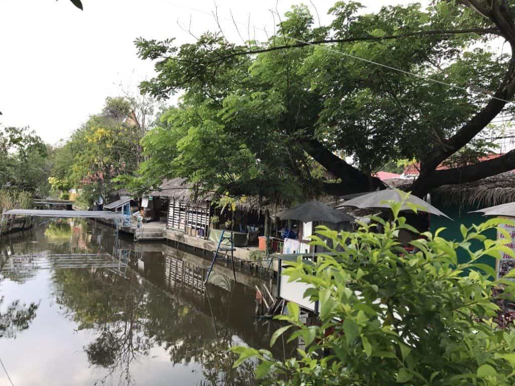Bangkok Bicycle Tour