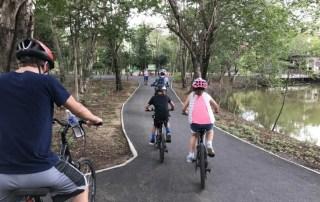 Bangkok Bicycle Tour