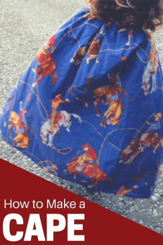 cape pattern free