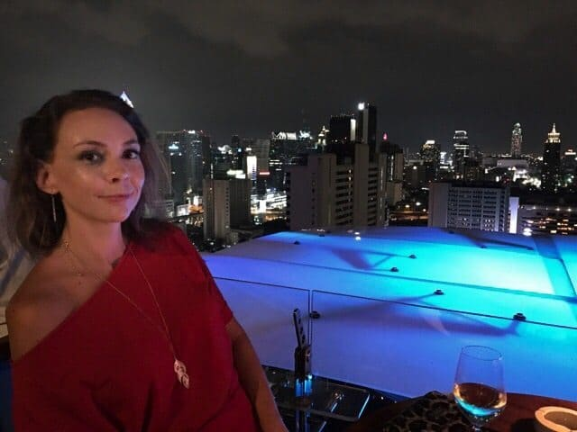 Find out what the top two Rooftop bars in Bangkok are