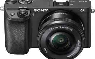 Sony a6300 mirrorless camera