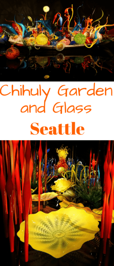 Chihuly Garden and Glass in Seattle, Washington is a must see on a trip to Seattle