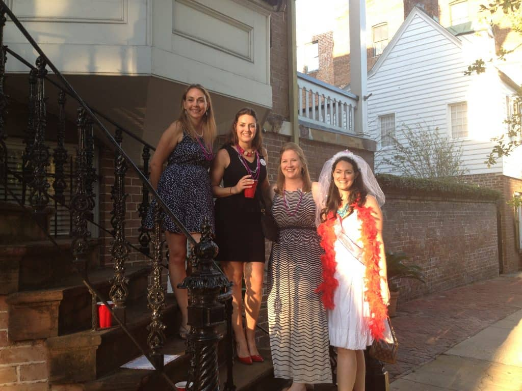 Bachelorette Party in Savannah