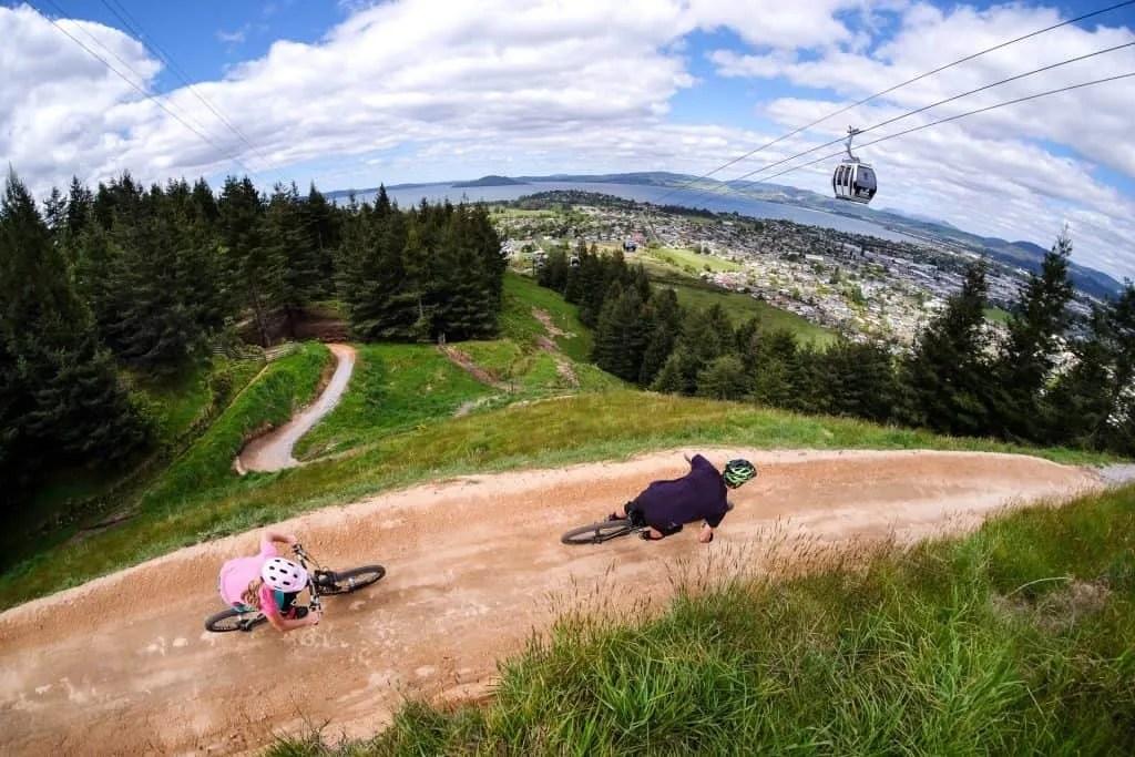 Rotorua Skyline Luge