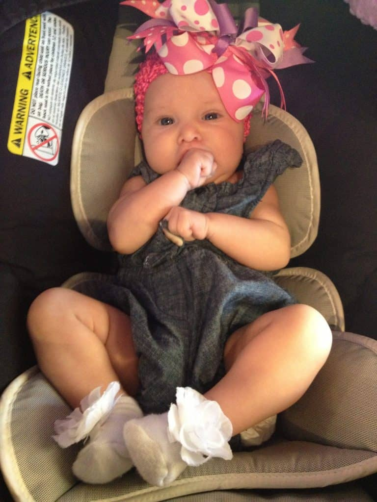 How to Prepare for Your First Road Trip with a Baby