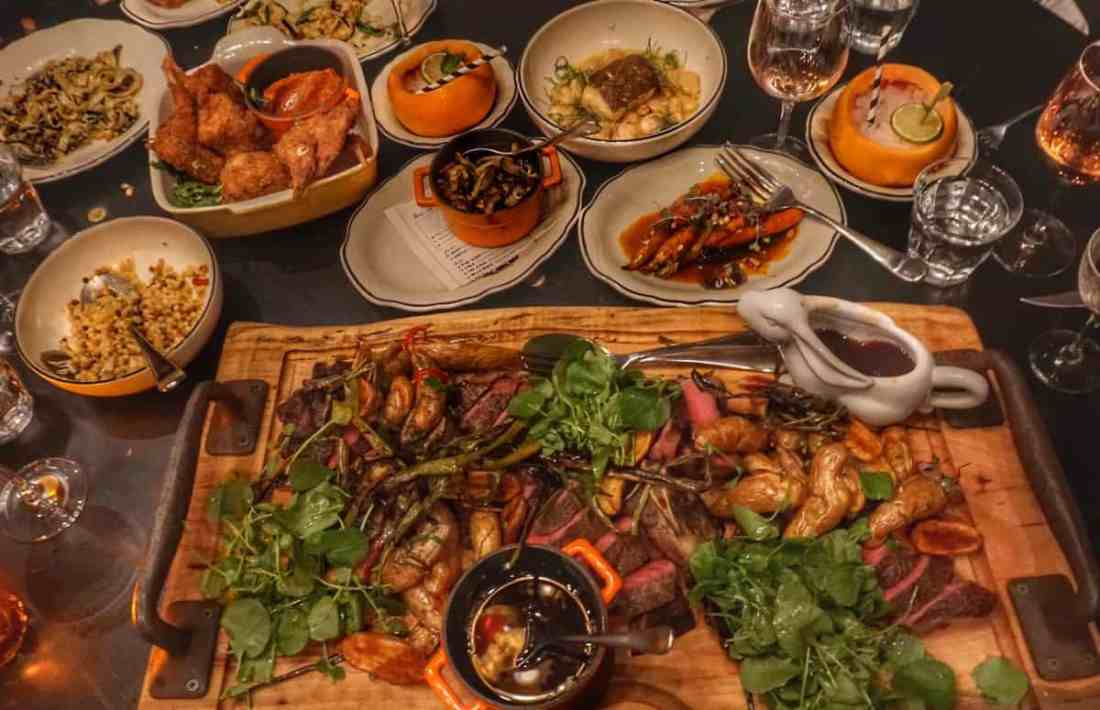 Jackrabbit Restaurant at the Duniway