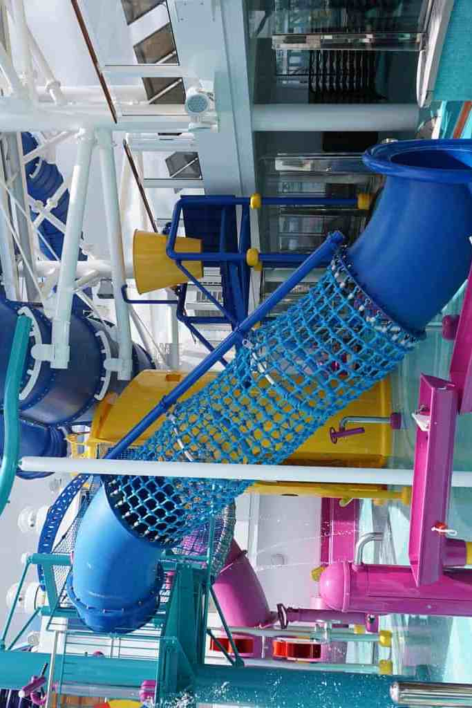 Norwegian Bliss Kids Splash Area