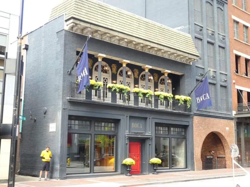 Boca the best restaurant in Cincinnati