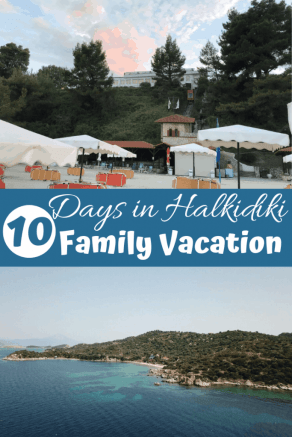 10 Days in Halkidiki family vacation itinerary