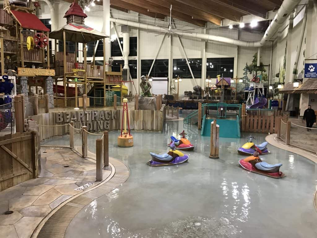 Things to do at Great Wolf Lodge Grand Mound