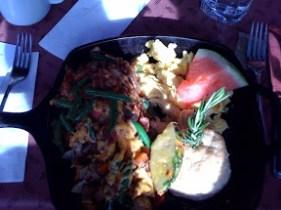 Hash House a Go Go breakfast in Las Vegas