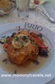 Brio Tuscan Grille at Town Square in Las Vegas
