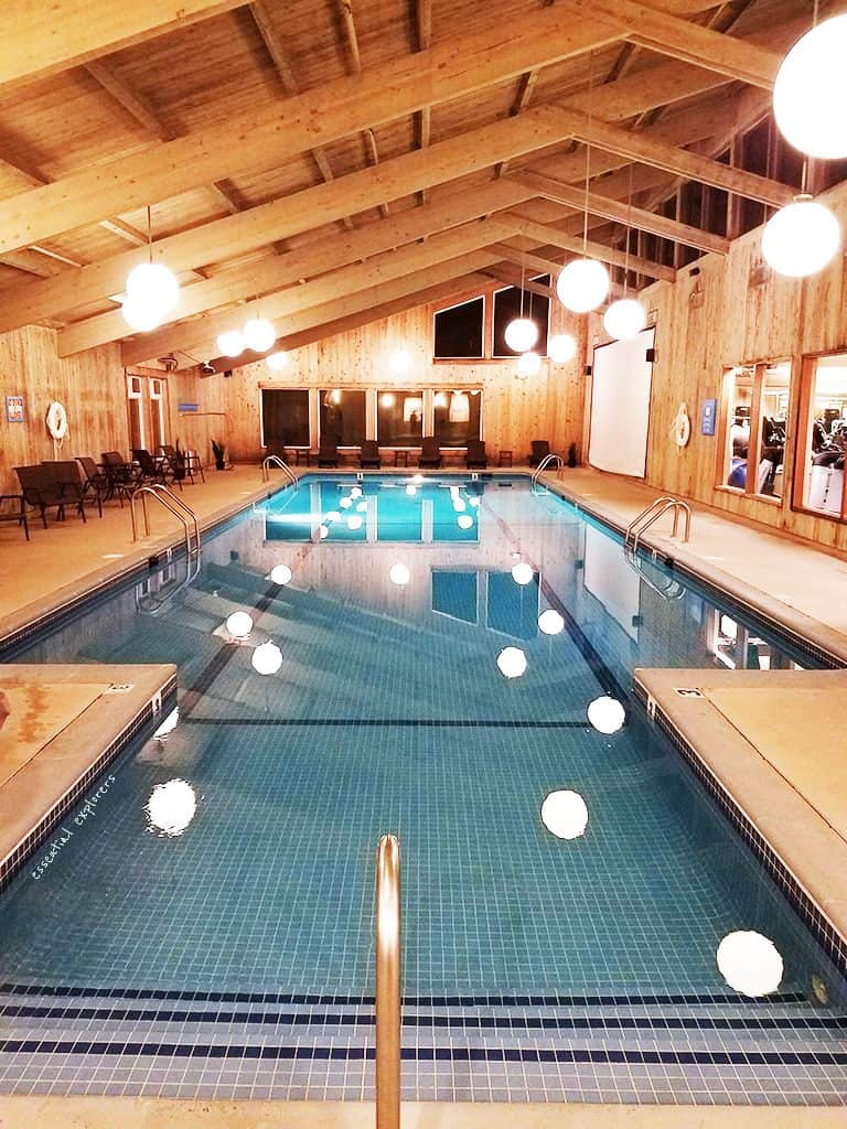 Salishan Resort pool