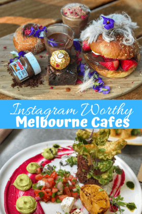 Instagram Worthy Cafes in Melbourne
