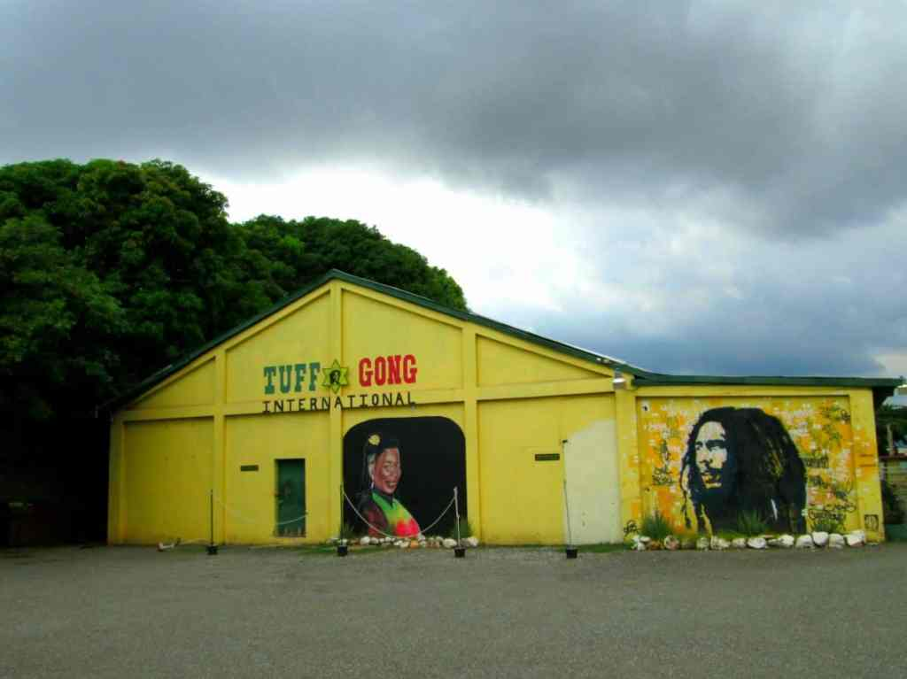 Tuff Gong International Recording Studio