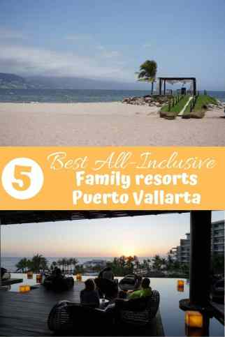5 Best All Inclusive Resorts in Puerto Vallarta for Families