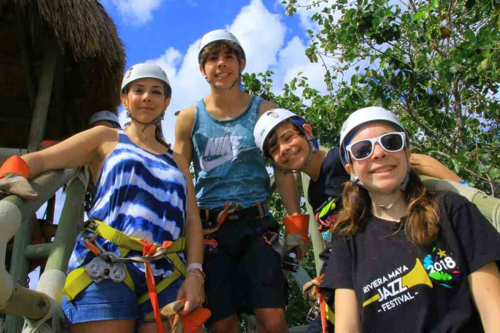 Cancun Family Adventure