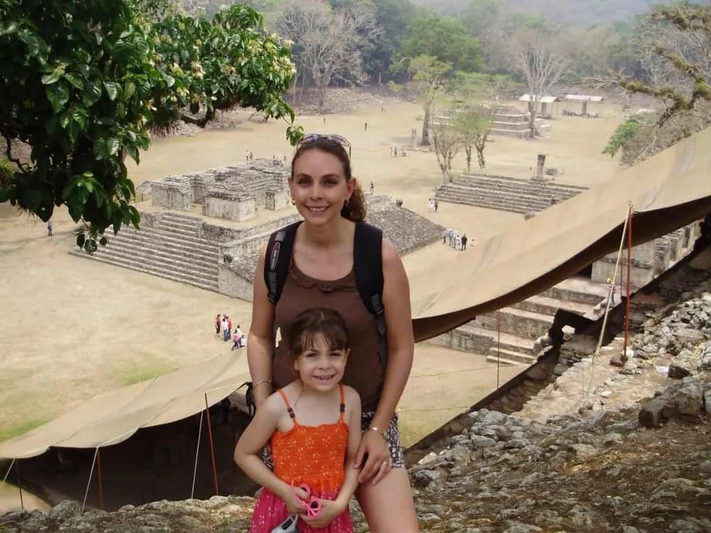 Copan Mayan Ruins in Copan, Honduras