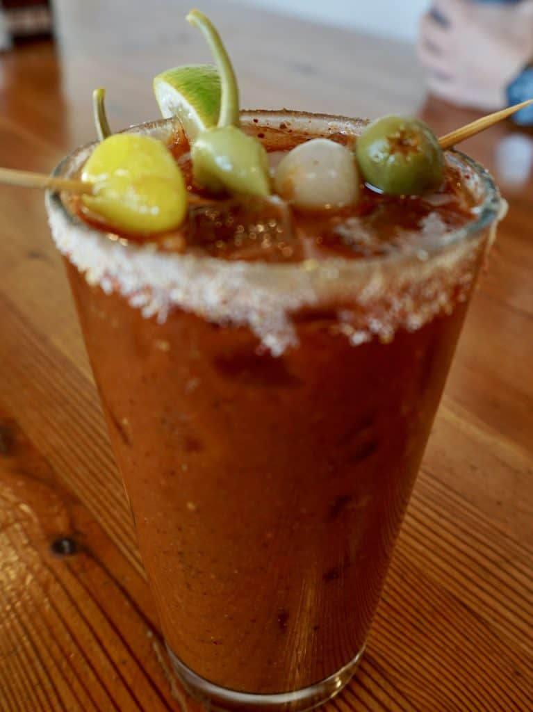 Podnah's Bloody Mary