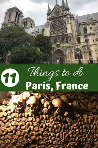 11 Things to do in Paris, France
