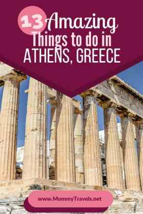 13 Amazing Things to do in Athens, Greece