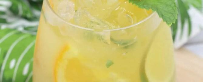 Cuban Orange Mojito