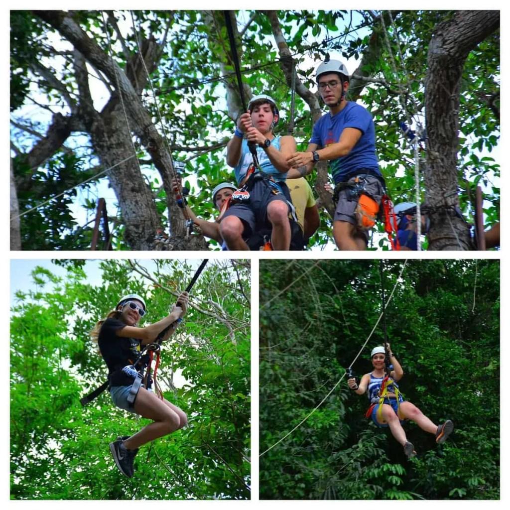 Selvatica Bungee Swing