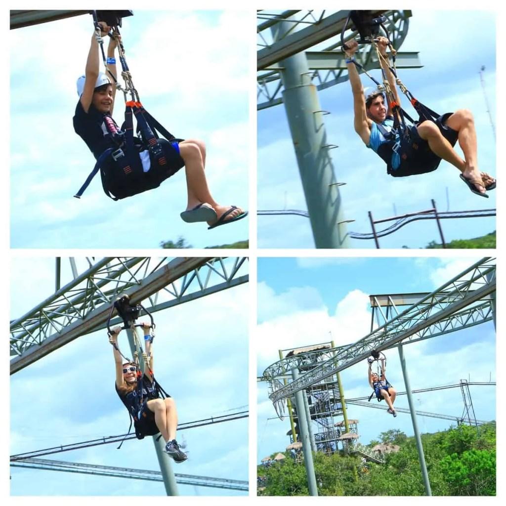 Tarzan Rollercoaster at Selvatica