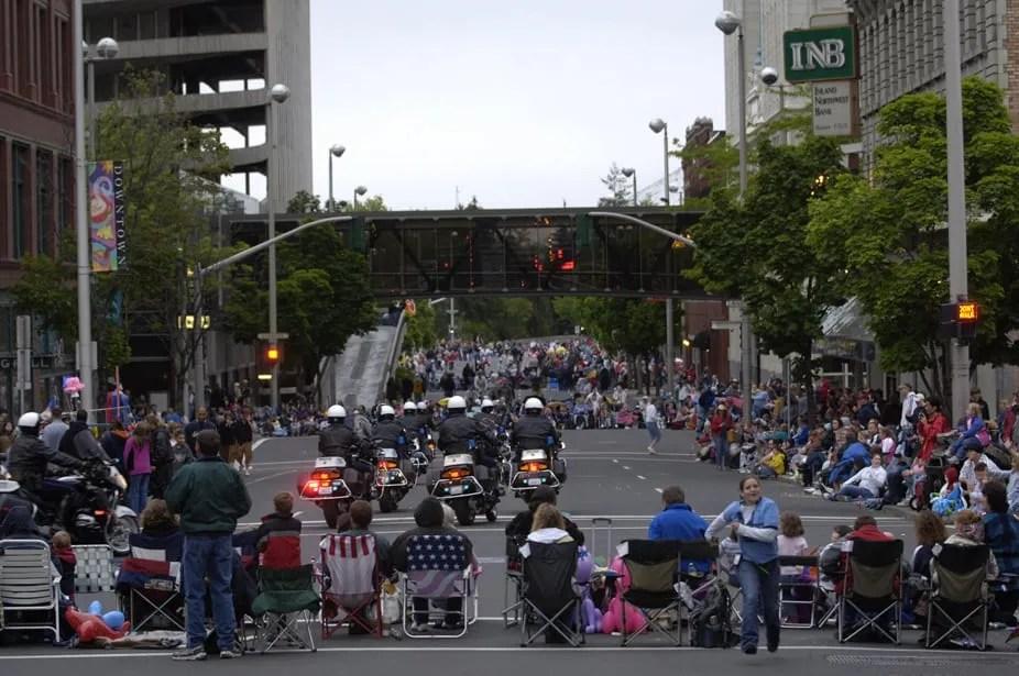 Spokane's Downtown Skywalks