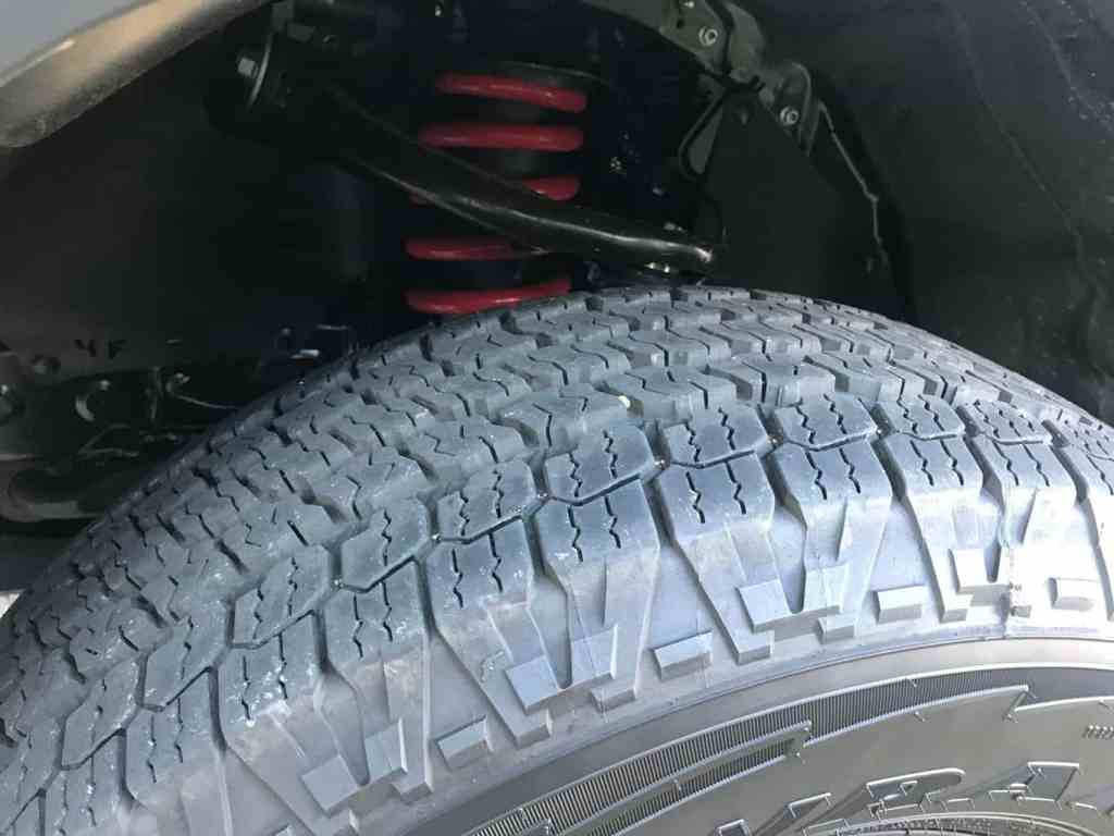 Check your tires